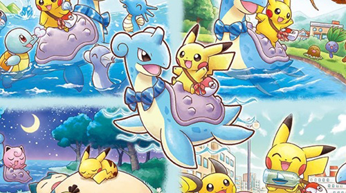 Pokemon 寵物小精靈